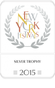 Silver New York Radio Award